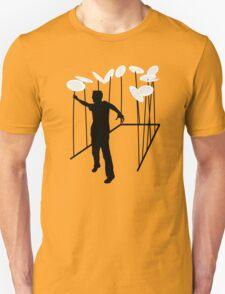 Plate Spinning Unisex T-Shirt