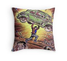 Smallville Throw Pillow