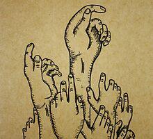 The Docile Masses by DavidBaddeley