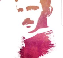 Nikola Tesla - Apparatus for aerial transportation Sticker