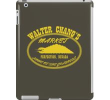 Chang's Market - Perfection, Nevada iPad Case/Skin