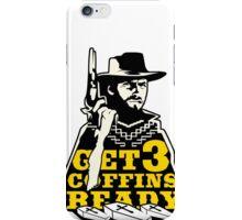 3 Coffins iPhone Case/Skin
