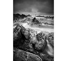 Jagged, Tarkine Coast, Tasmania Photographic Print