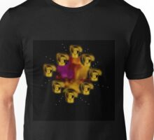 Framed Rainbow Unisex T-Shirt
