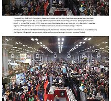 New York Comic Con 2013: When the Geeks Invade the Big Apple by Redbubble Community  Team