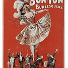 Bon-Ton Burlesquers - 365 days by TerryLightfoot
