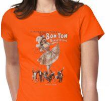 Bon-Ton Burlesquers - 365 days Womens Fitted T-Shirt
