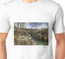 Birks Bridge in the Duddon Valley Unisex T-Shirt