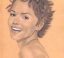 Halle Berry by Nicole I Hamilton