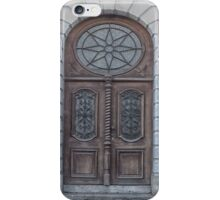'Who lives in a house like this?' iPhone Case/Skin