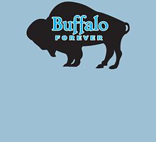 Buffalo Forever in black Unisex T-Shirt