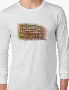 Colosseum Rome Long Sleeve T-Shirt