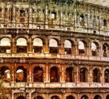 Colosseum Rome Sticker