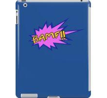 BAMF!! iPad Case/Skin