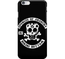 Sponges Of Anarchy iPhone Case/Skin