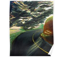 Cypress Curve at Sunset Poster
