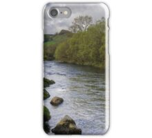 The River Duddon at Ulpha iPhone Case/Skin