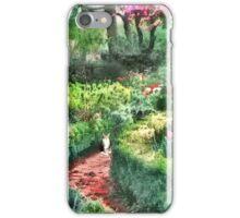 Tiptoe Through the Tulips iPhone Case/Skin