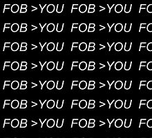FOB>YOU Black by idafreja