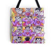 Bizarro Boogie Tote Bag
