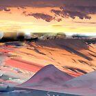 Weird Sky  by Kasia B. Turajczyk