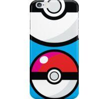 pokeballs 2 iPhone Case/Skin