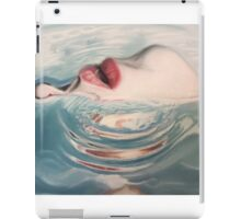 Take a Breath iPad Case/Skin