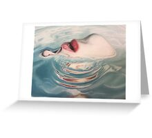 Take a Breath Greeting Card