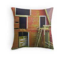 Steps and Ladders Throw Pillow