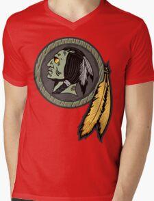 Undeadskins Mens V-Neck T-Shirt