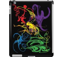 Ink Ghosts iPad Case/Skin