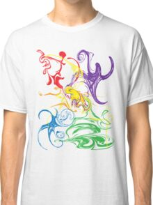 Ink Ghosts Classic T-Shirt