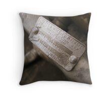 Afterburner Throw Pillow