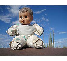 Catavina doll Photographic Print