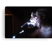 Ghostly appearnce mk2 Canvas Print