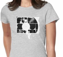 D-Funk Soul Brother  Womens Fitted T-Shirt
