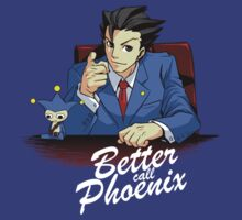 Better call Phoenix by coinbox tees