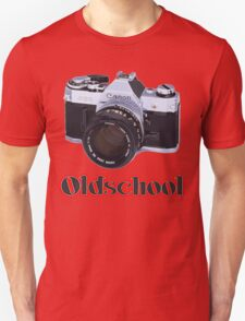 Oldschool Canon 4 T-Shirt
