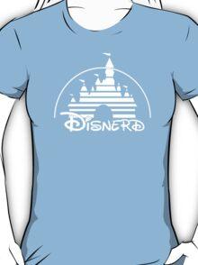 Disnerd - White T-Shirt