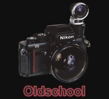 Oldschool Nikon by Toua Lee