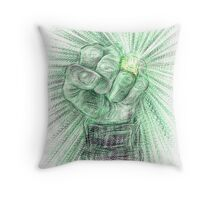Luthor Throw Pillow