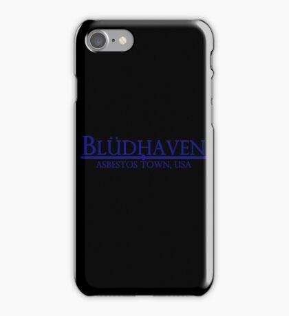 Bludhaven iPhone Case/Skin
