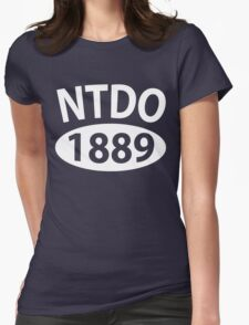 NTDO 1889 - Villager's Shirt from MK8 Womens Fitted T-Shirt