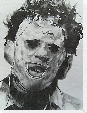 Leatherface by Courtney Pretlove