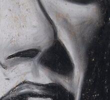 Long face by Steve  Salter