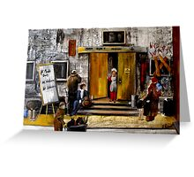 Fourth Street Mission Greeting Card