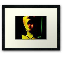 Rawr Framed Print