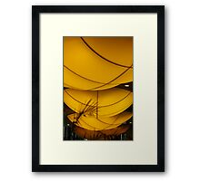 Mulder, Scully - Hurry Up, It's The X-Flies! Framed Print