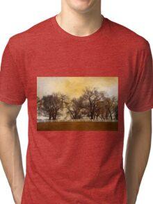 Willows at the Horse Farm Tri-blend T-Shirt