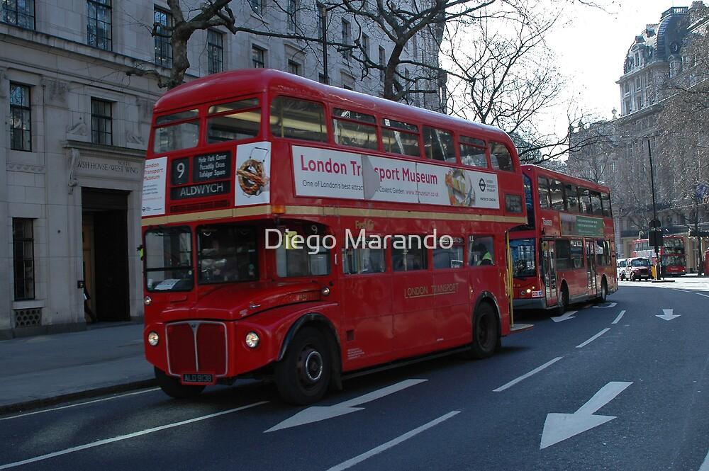 Routemaster by Diego Marando